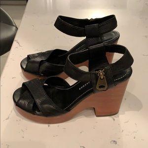 Marc by Marc Jacobs Platform Sandals size 38